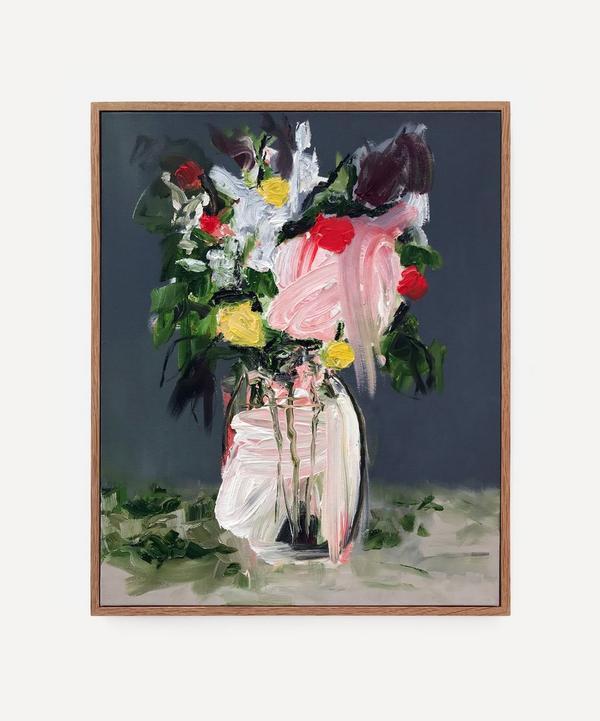 Miranda Boulton - Resolve Original Framed Painting