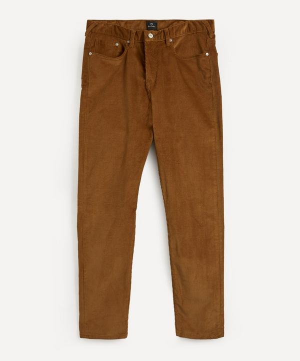 PS Paul Smith - Tapered Fit Corduroy Trousers