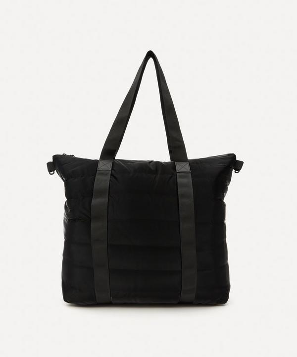 RAINS - Quilted Tote Bag