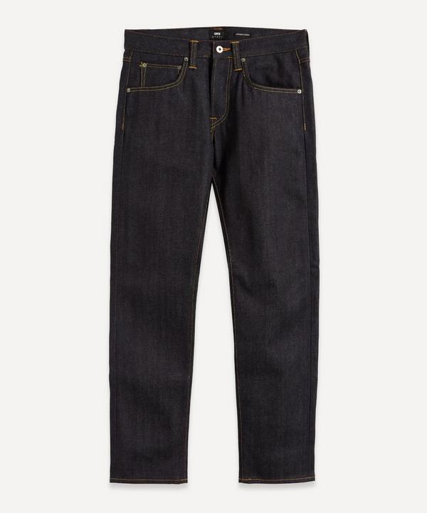 Edwin - ED-55 Tapered Red Selvedge Jeans