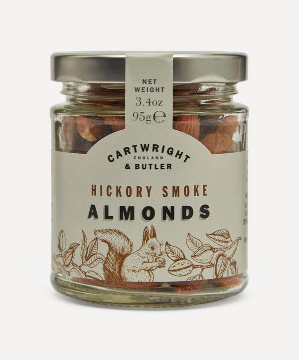 Cartwright & Butler - Hickory Smoked Almonds 95g