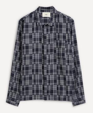 Patch Check Shirt