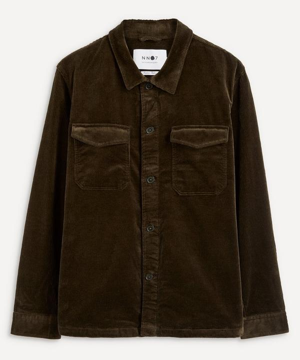 NN07 - Bernard Cord Two Pocket Shirt