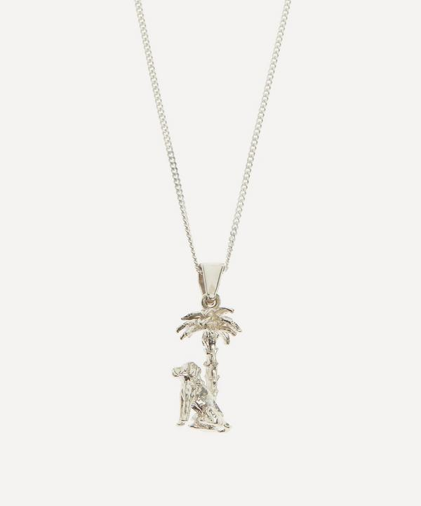 Johnny Hoxton - Sterling Silver Wanderlust Pendant Necklace