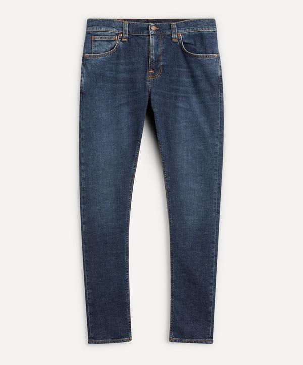 Nudie Jeans - Tight Terry Jeans in Dark Symbol
