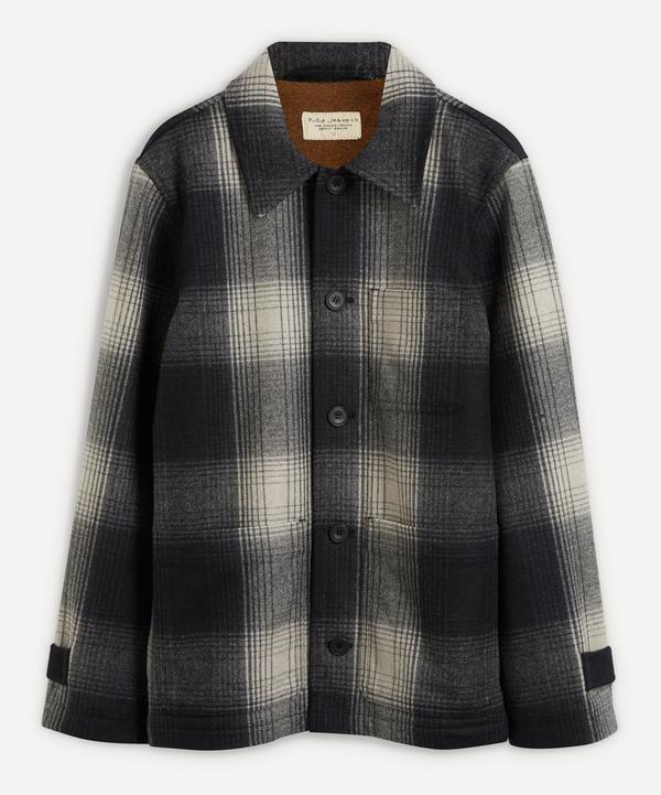 Nudie Jeans - Mangan Shadow Check Jacket