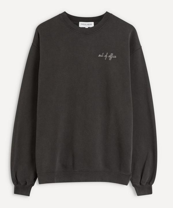 Maison Labiche - Out of Office Oversized Sweater