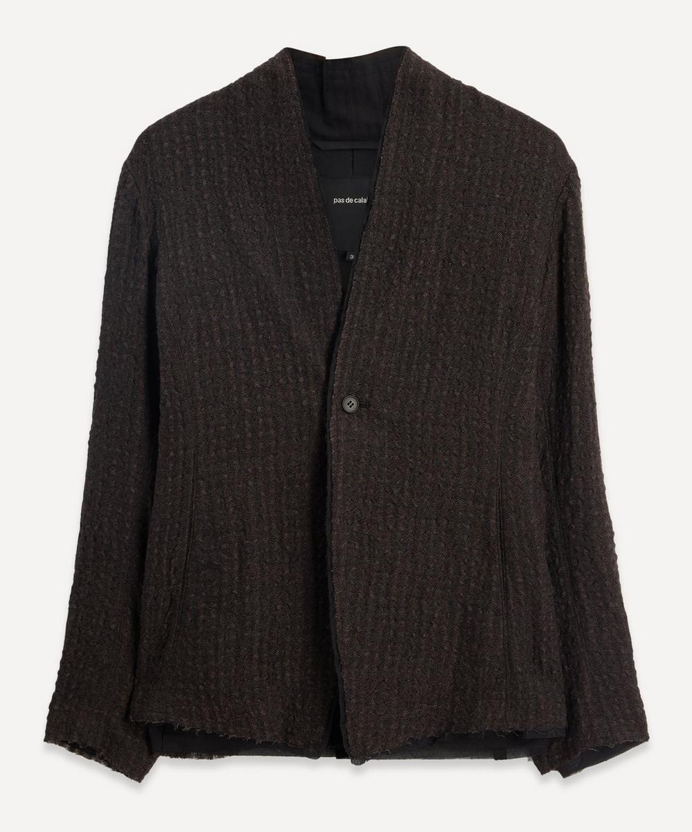 pas de calais - Crinkle Loose Jacket