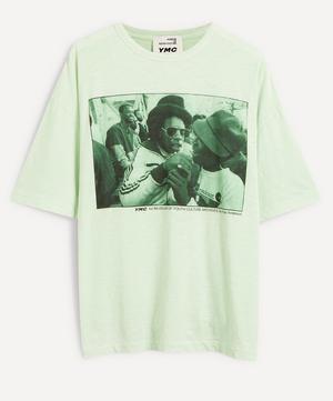 Triple Reggae Print T-Shirt