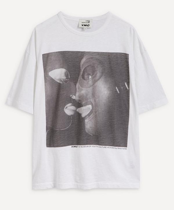 YMC - Triple Fetish Print T-Shirt