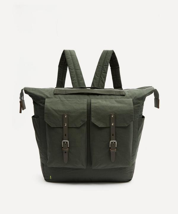 Ally Capellino - Frank Waxed Cotton Backpack