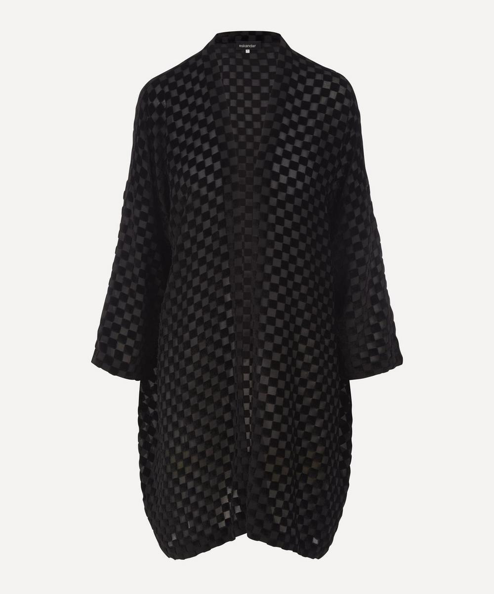 Eskandar - Wide Open Jacket