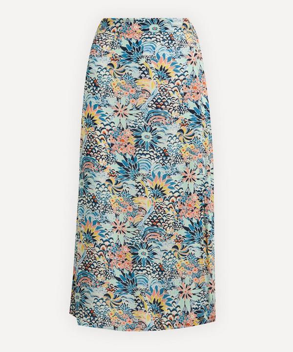 ROXY - Marine Bloom Midi-Skirt