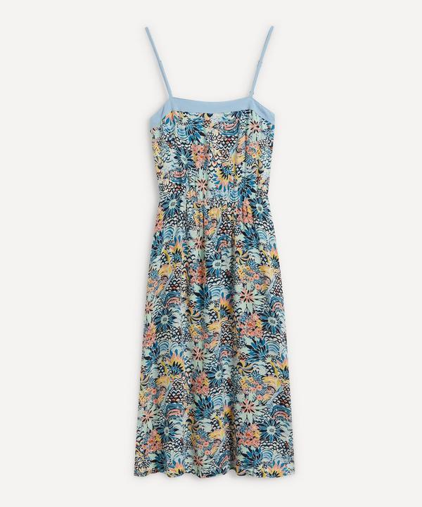 ROXY - Marine Bloom Midi-Dress
