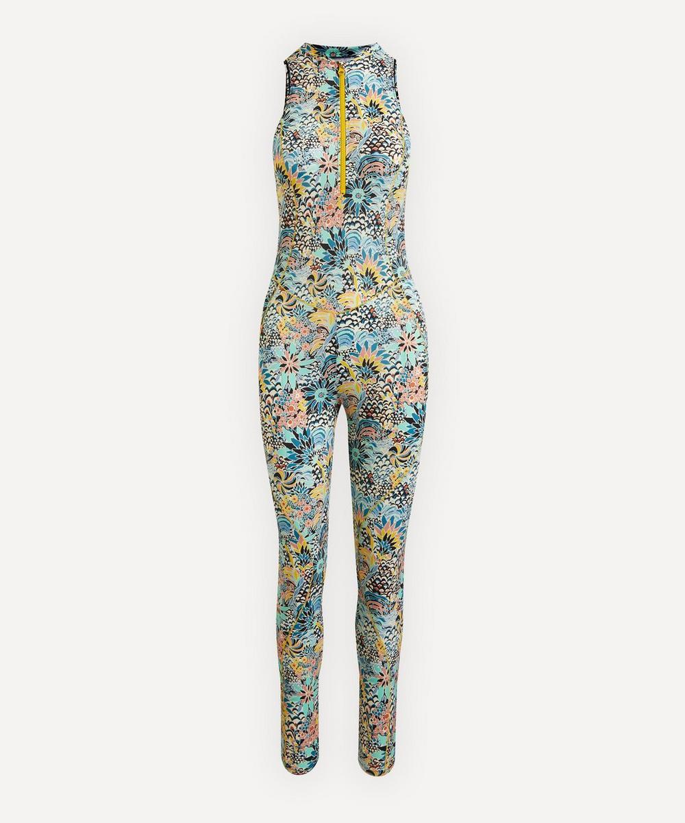 ROXY - Marine Bloom Jumper Swimsuit