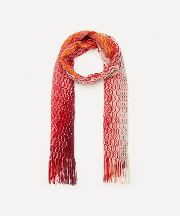 Missoni - Zig-Zag Stripe Wool-Blend Scarf