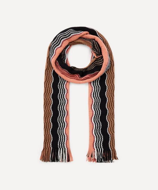 Missoni - Wave Stripe Wool-Blend Scarf