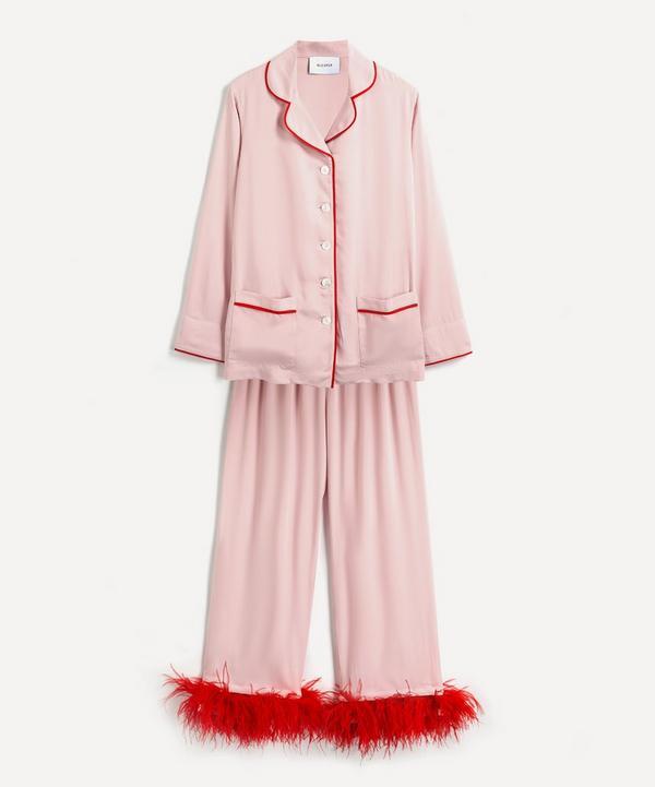 Sleeper - Pink Party Pajama Set