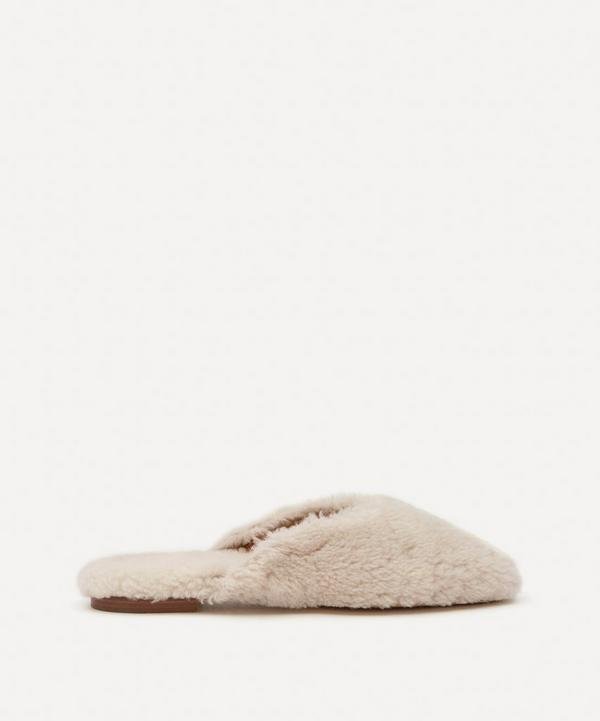 Sleeper - Shearling Mule Slippers
