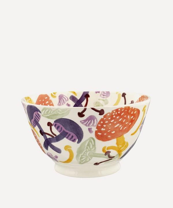 Emma Bridgewater - Wild Mushrooms Medium Old Bowl