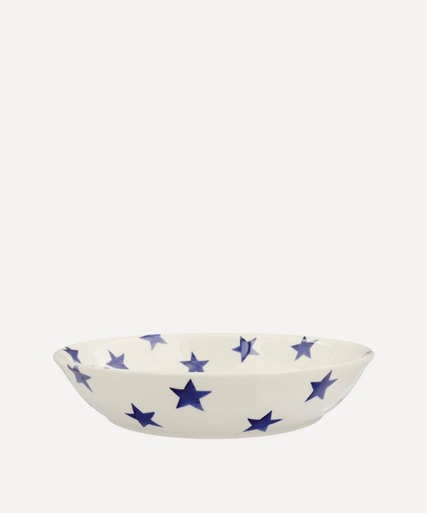 Emma Bridgewater - Blue Star Medium Pasta Bowl