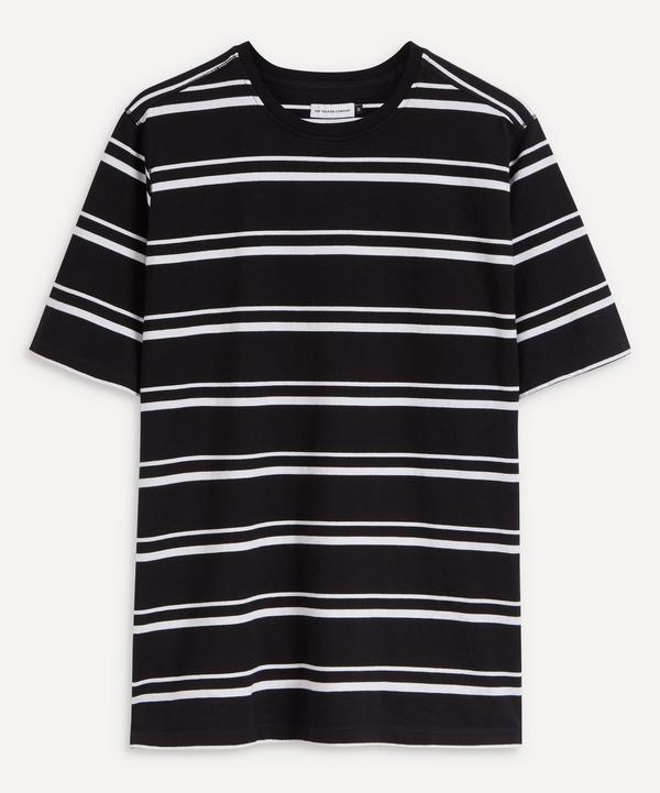 Pop Trading Company - Striped Short-Sleeve T-Shirt