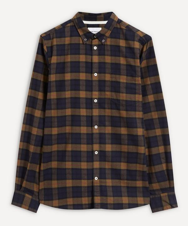 Norse Projects - Anton Brushed Flannel Shirt