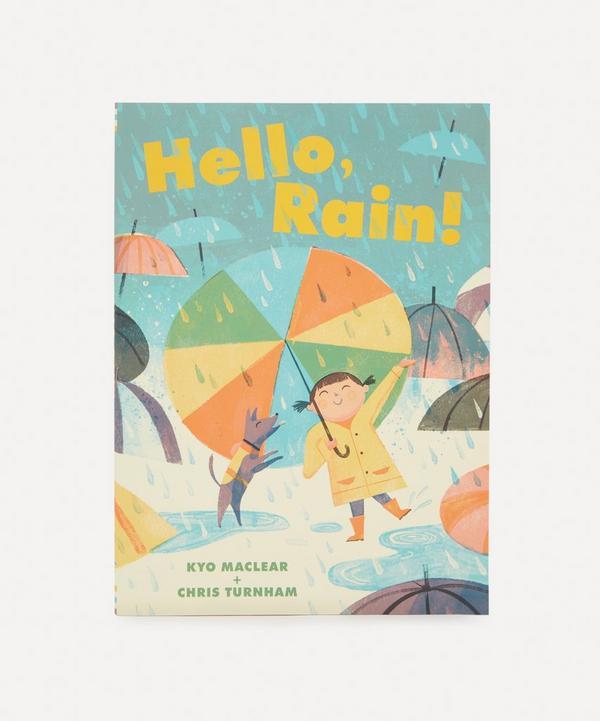 Bookspeed - Hello, Rain!