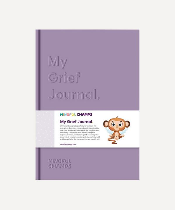 Mindful Champs - My Grief Journal For Children