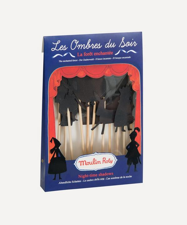 Moulin Roty - Enchanted Forest Night Time Shadows