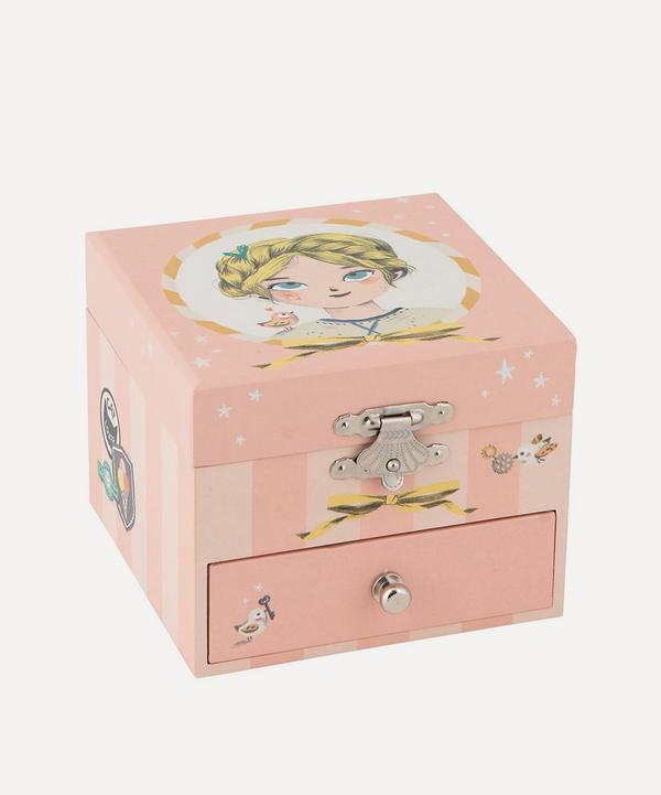 Moulin Roty - Musical Jewellery Box