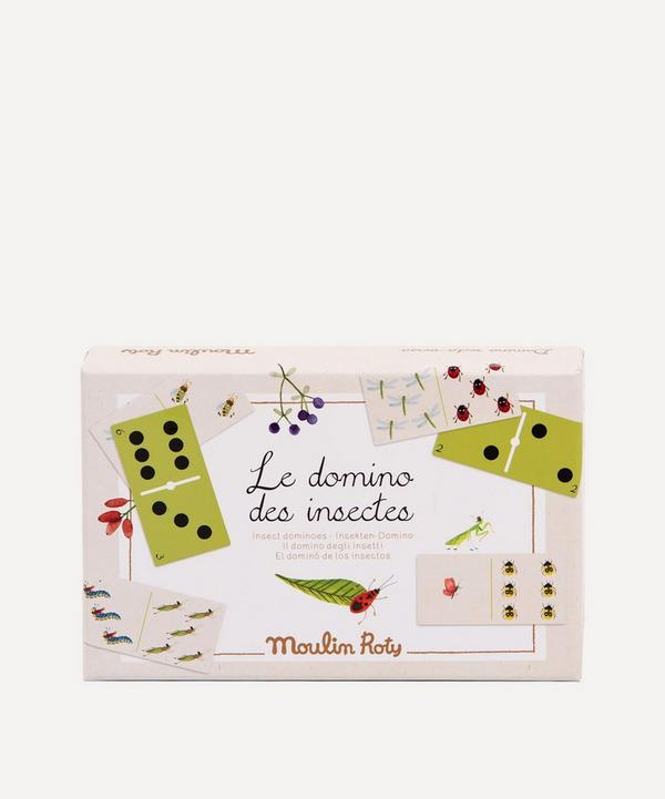 Moulin Roty - Insect Dominos