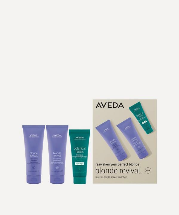 Aveda - Blonde Revival Discovery Set
