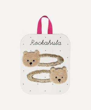 Teddy Bear Hairclips