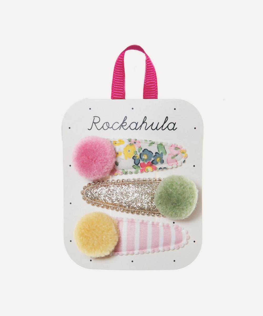 Rockahula - Secret Garden Pompom Hairclips
