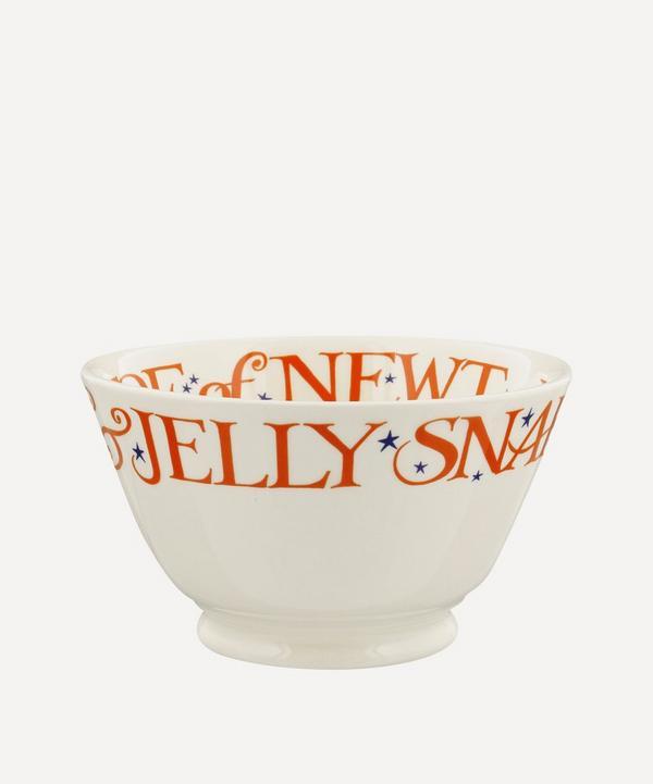 Emma Bridgewater - Halloween Toast Jelly Snakes Small Old Bowl