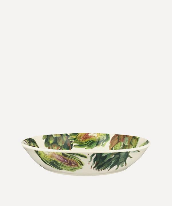 Emma Bridgewater - Vegetable Garden Artichoke Medium Pasta Bowl