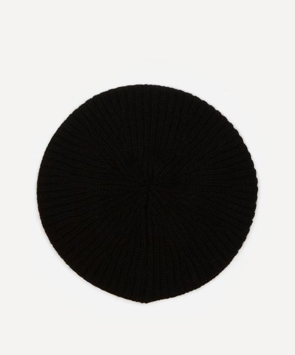Ganni - Recycled Wool-Blend Beret