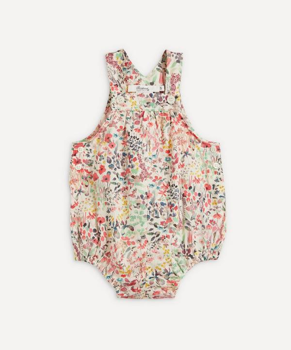 Bonpoint - Floral Overalls 6-12 Months