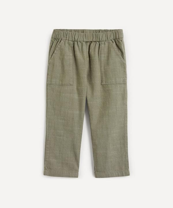 Bonpoint - Cotton Trousers 2 Years
