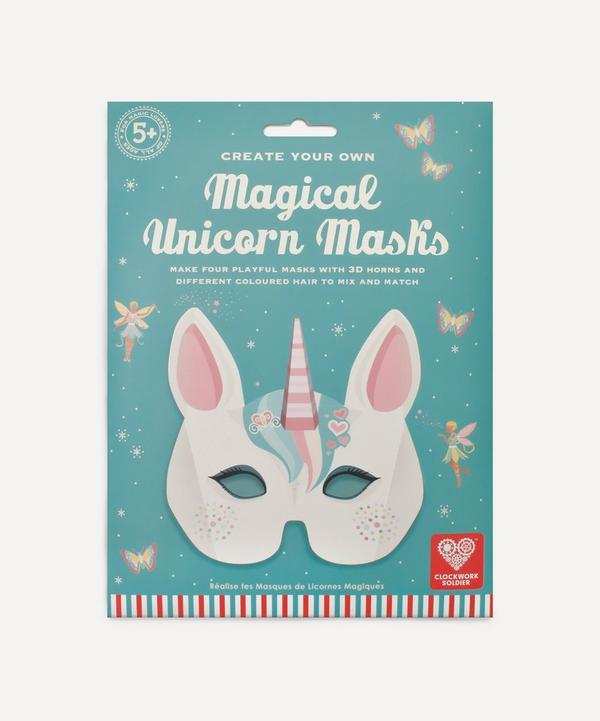 Clockwork Soldier - Magical Unicorn Masks
