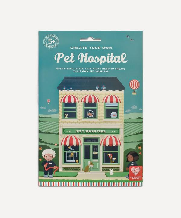 Clockwork Soldier - Create Your Own Pet Hospital
