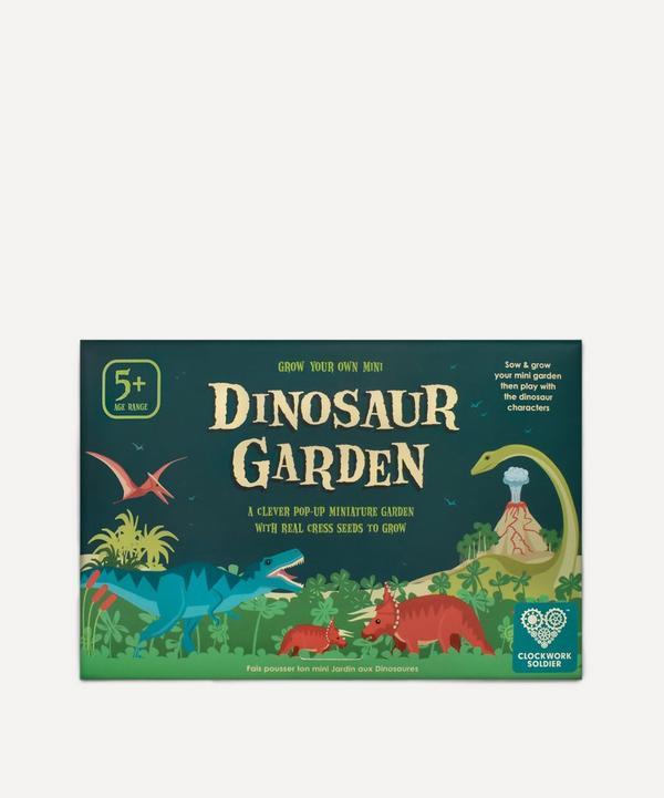 Clockwork Soldier - Mini Dinosaur Garden