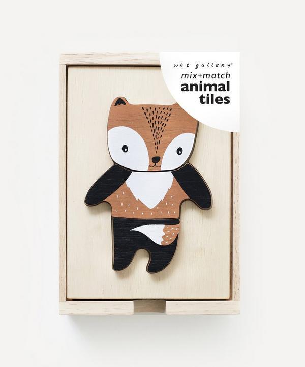 Wee Gallery - Mix and Match Animal Tiles