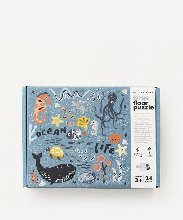 Wee Gallery - Ocean Life Floor Puzzle