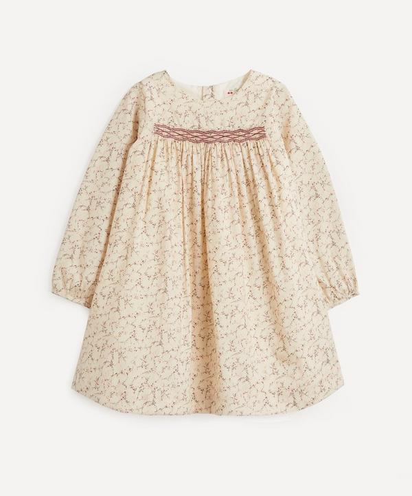 Bonpoint - Felicie Smocked Dress 2 Years