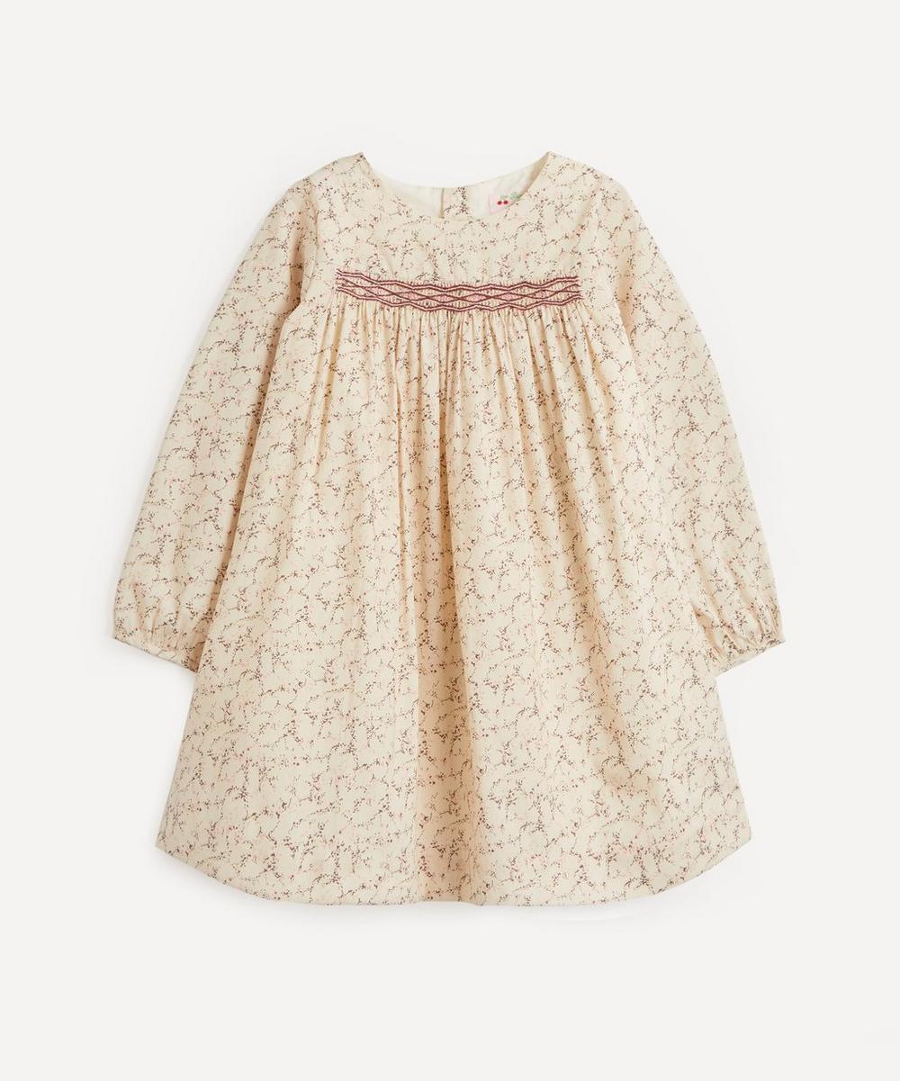 Bonpoint - Felicie Smocked Dress 3 Years