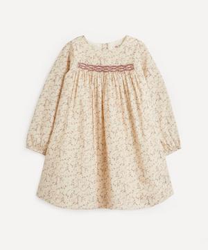 Felicie Smocked Dress 3 Years