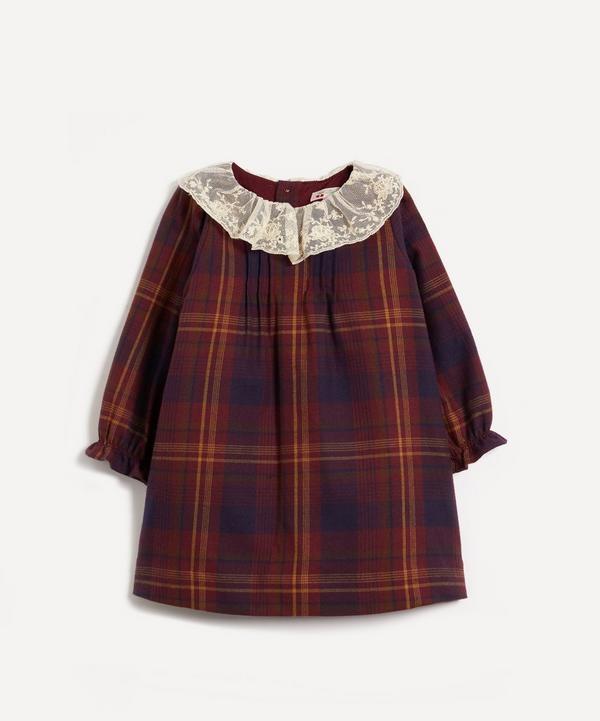 Bonpoint - Magnolia Mercerised Cotton Twill Dress 18 Months