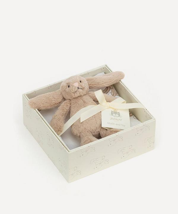 Jellycat - Bashful Bunny Gift Set